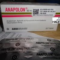 Анаполон Анадрол Anapolon