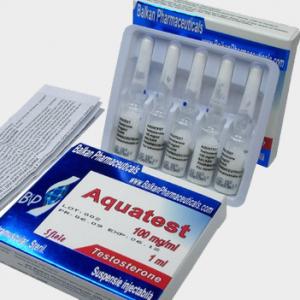AquaTest Testosteron Суспензия тестостерон