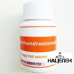 Methandienone Метан