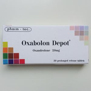 Oxabolon-Depot-Anavar-Oxandrolone-Pharm-Tec