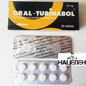 Turinabol Туринабол