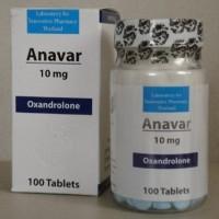Анавар Anavar Oxandrolone Оксандролон