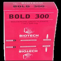 Bold 300 BioTech Pharmaceutical