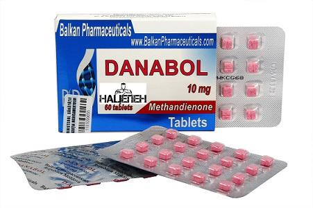 Danabol Metandienone метан