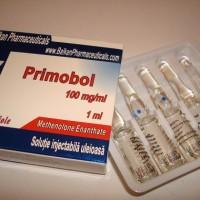 Primobol Примоболан Прима Primobolan