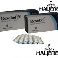 Rexobol Стромба Винстрол на таблетки