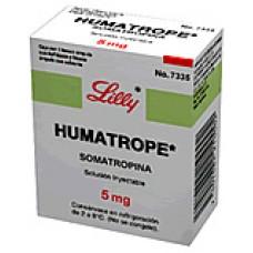 Humatrope, Хуматроп